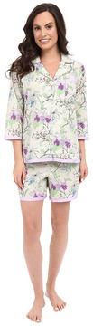 BedHead Ribbon Short Pajama Set