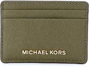 MICHAEL Michael Kors four pocket cardholder - GREEN - STYLE