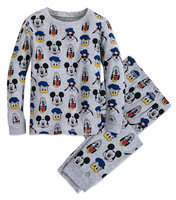 Disney Mickey Mouse and Friends PJ Set for Boys