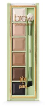 Pixi by Petra® Brow Powder Palette Shades of Brows - 0.2oz