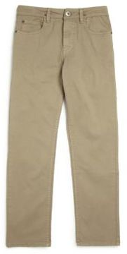 Hudson Boy's Five-Pocket Twill Pants