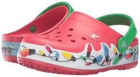 Crocs CrocsLights Holiday Clog (Toddler/Little Kid)