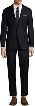 Michael Bastian Gray Label Men's Wool Pick Stitch Travel Suit
