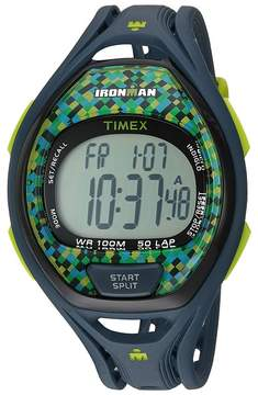 Timex Ironman Sleek 50 Full-Size Resin Strap Watches