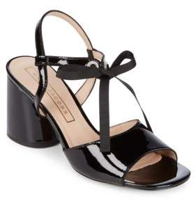 Marc Jacobs Wilde Patent Leather Sandals
