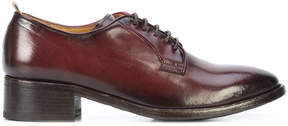 Officine Creative lace up Oxford shoes