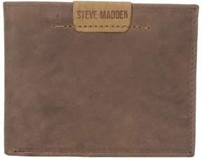 Steve Madden Dakota Leather Passcase Wallet Credit card Wallet