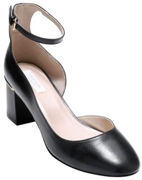 Cole Haan Women's Warner Ankle Strap Pump