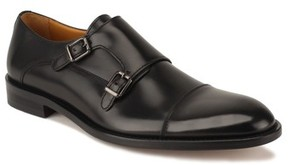 Gordon Rush Men's Jay Double Monk Strap Shoe