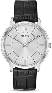 Bulova Classic Slim Watch, 40mm - 100% Exclusive