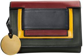 Pierre Hardy Leather clutch bag