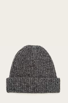 Frye | Ribbed Hat | Grey