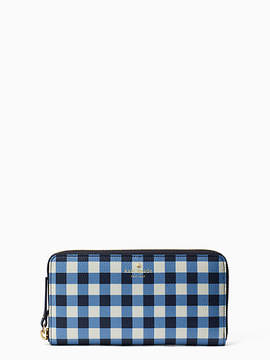 Kate Spade Hyde lane gingham michele - NAVY/WHITE - STYLE