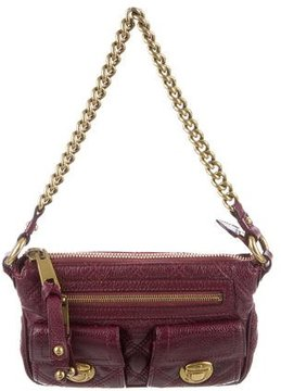 Marc Jacobs Mini Quilted Bag - PURPLE - STYLE