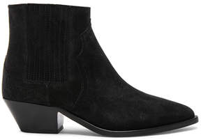 Isabel Marant Suede Derlyn Low Boots