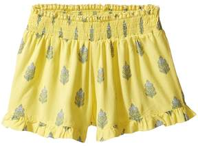 O Devon Woven Shorts (Toddler/Little Kids)