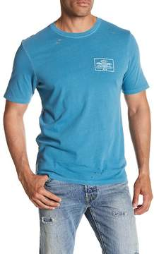 Hurley Chained Up Distressed Tee