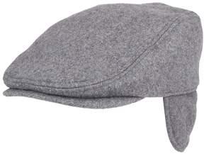 Dockers Men's Wool-Blend Quilted Melton Earflap Ivy Cap