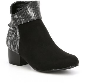 Kenneth Cole New York Girls' Linea Cuff Boots