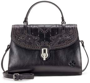 Patricia Nash Laser Cut Collection Stintino Satchel