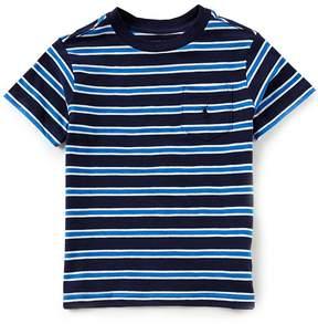 Ralph Lauren Little Boys 2T-7 Short-Sleeve Striped Tee