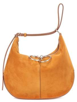 Nina Ricci Kuti suede shoulder bag