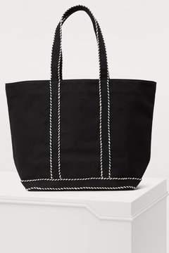 Vanessa Bruno Medium tote bag with braided straps