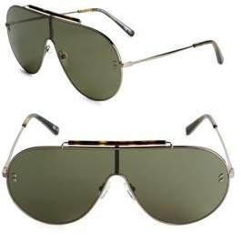 Stella McCartney 99MM Aviator Sunglasses