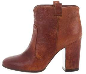 Laurence Dacade Western Ankle Boots