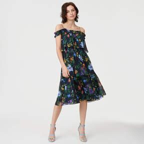 Club Monaco Lonti Silk Dress