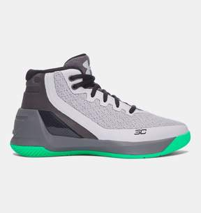 Under Armour Pre-School UA Curry 3 Basketball Shoes