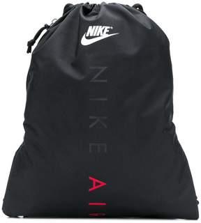 Nike drawstring sports backpack