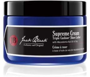 Jack Black Supreme Cream Shave Lather/9.5 oz.