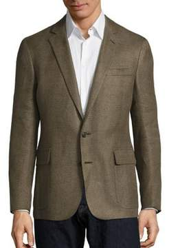 Ralph Lauren Regular-Fit Linen Blazer