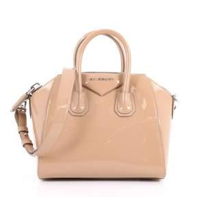 Givenchy Antigona patent leather crossbody bag