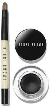 Bobbi To Go - Mini Long-Wear Gel Eyeliner in Black Ink & Ultra Fine Eye Liner Brush
