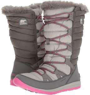 Sorel Whitney Lace Girls Shoes