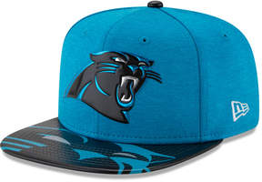 New Era Carolina Panthers 2017 Draft 9FIFTY Snapback Cap