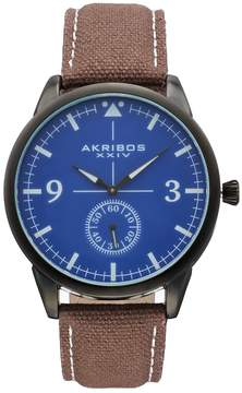 Akribos XXIV Men's Trek Watch