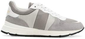 Woolrich perforated lace-up sneakers
