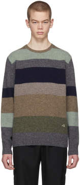 Acne Studios Multicolor Striped Nicoul Sweater