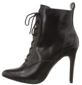 BCBGeneration BANX Lace-Up Booties Women's