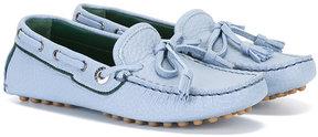 Dolce & Gabbana Kids lace-up loafers