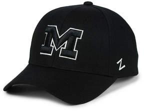 Zephyr Michigan Wolverines Black & White Competitor Cap