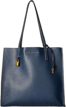 Marc Jacobs The Grind East/West Shopper Handbags - BLUE SEA - STYLE