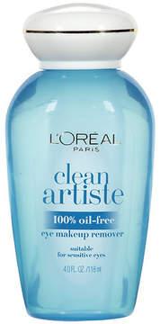 L'Oreal Paris Ideal Clean Artiste 100% Oil-Free Eye Makeup Remover