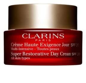 Clarins 'Super Restorative Day' Illuminating Lifting Replenishing Cream Spf 20