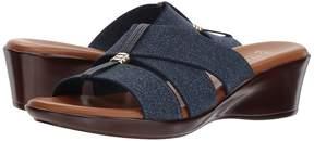 Italian Shoemakers Jeanna Women's Shoes