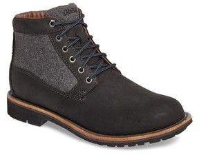 OluKai Men's Hualalai Plain Toe Boot