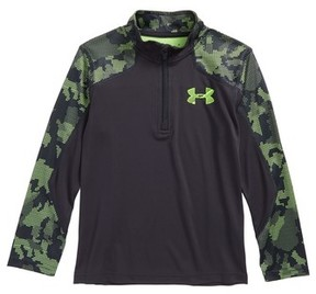 Under Armour Toddler Boy's Utility Quarter Zip Pullover